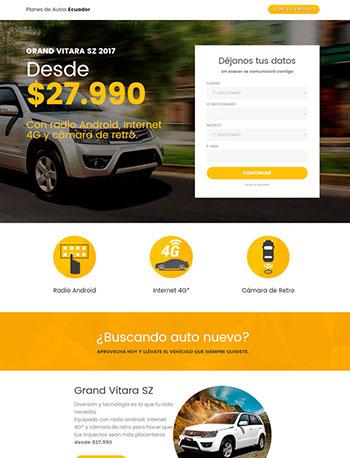 Chevrolet Ecuador