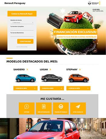 Renault Paraguay